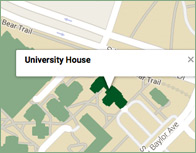 University House Thumb Map