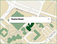 Texana Thumb Map