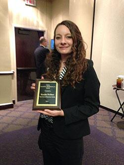 Kendra DeHart award