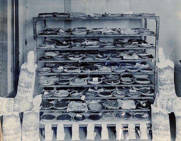 TCP baking exhibit
