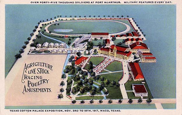 TCP postcard 1917
