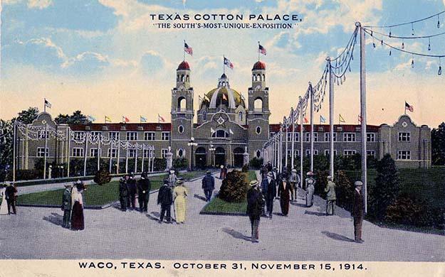 TCP postcard 1914
