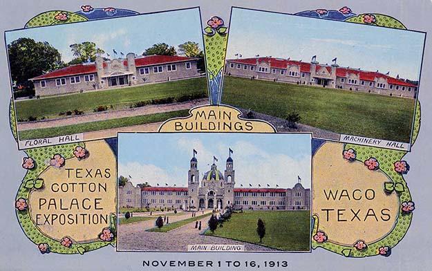 TCP postcard 1913
