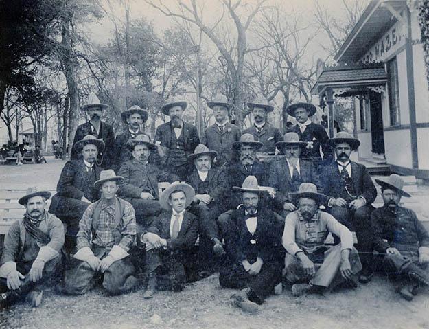 TCP Directors 1894