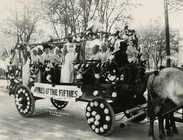 TCP Belles of the 1850s