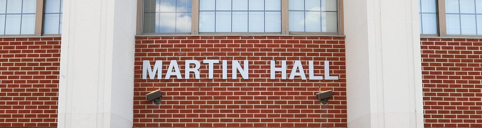 Hero Martin Banner