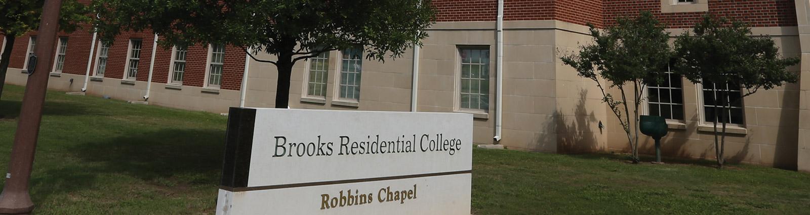 Hero Brooks Residential Banner