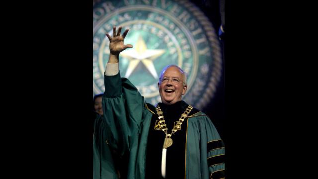 President Starr Inauguration Sic 'em
