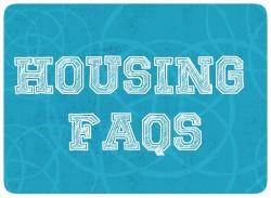 housing FAQ