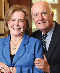 Tom and Pat Powers