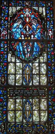 Window - Sonnet 14