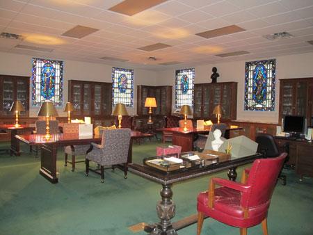 Belew Scholars Room
