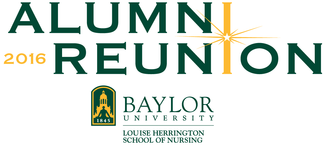 2016 - Alumni Reunion logo