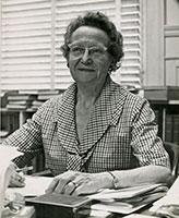 Dr. Cornelia Marschall Smith