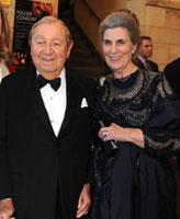 Joe and Barbara Allbritton