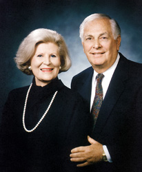 Ted and Sue Holt Getterman
