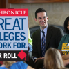 "Baylor University Named a ""2015 Great College to Work For"" by The Chronicle of Higher Education"