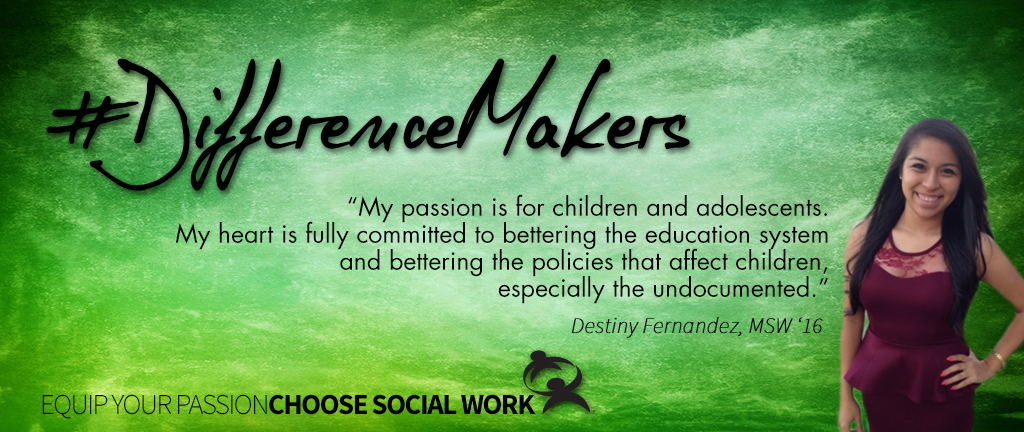 Difference Makers Destiny 2015