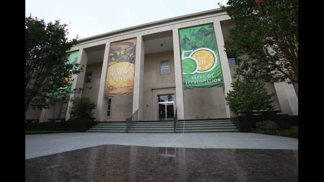 Baylor Regents Approve $26 Million Renovation of Hankamer Cashion Complex, Celebrate Major Gift
