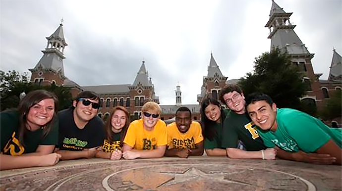 Intl Students Baylor Seal