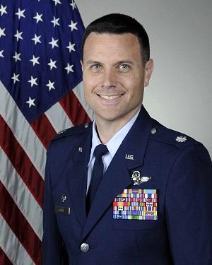 Lt Col Gray