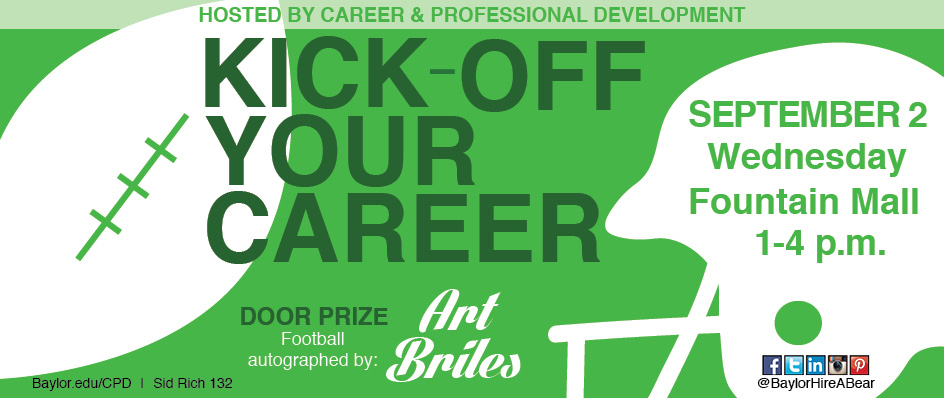 Kick-Off <br> Your Career