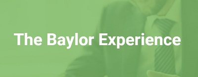 Baylor Experience - Blog