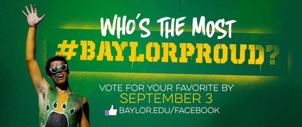 Who's #BaylorProud