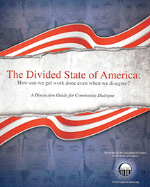 Book Cover of The Divided State of America