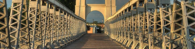 Image of Waco Suspension Bridge
