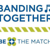 Banding Together to Save a Life - Baylor Golden Wave Band Teaming Up with Texas Tech to Raise Awareness of Be The Match Foundation