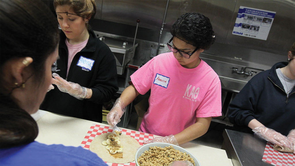 Campus Kitchens Project