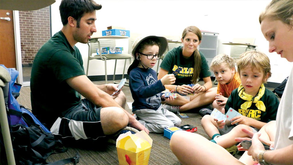 Baylor Autism Resource Clinic