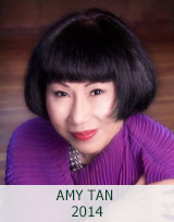 AMY TAN 2014