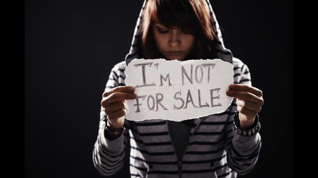 Human Trafficking Hot Topic