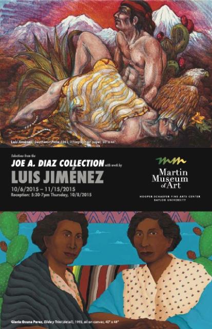 Joe A Diaz poster