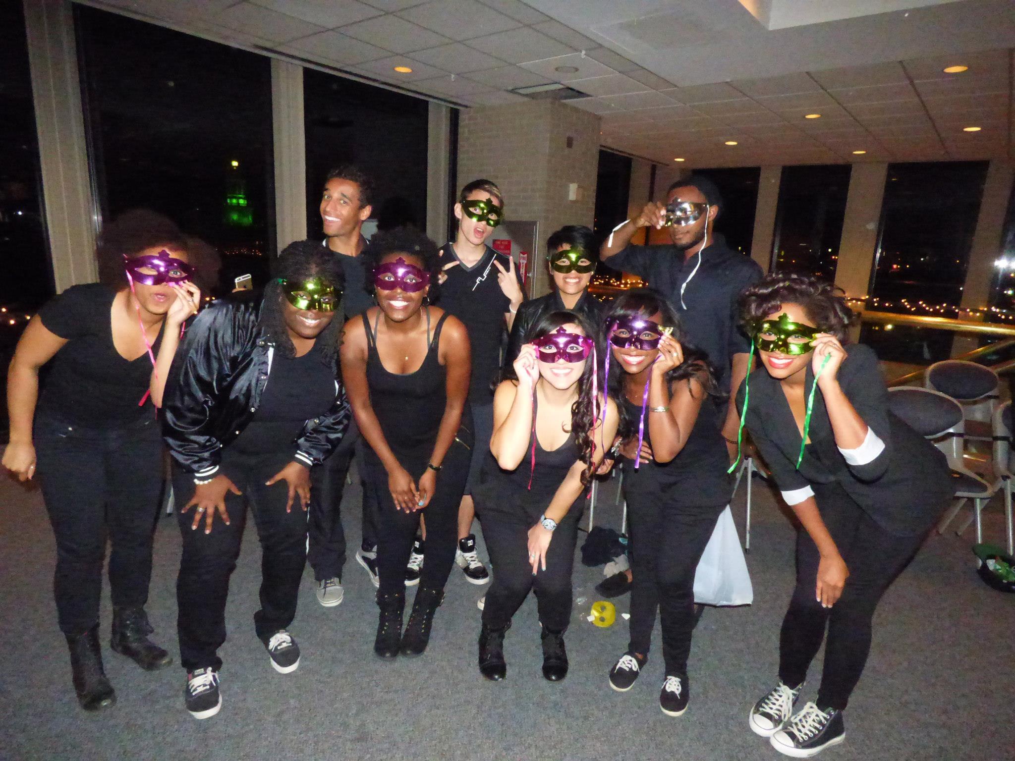 ISSA masquerade 2014 (2)