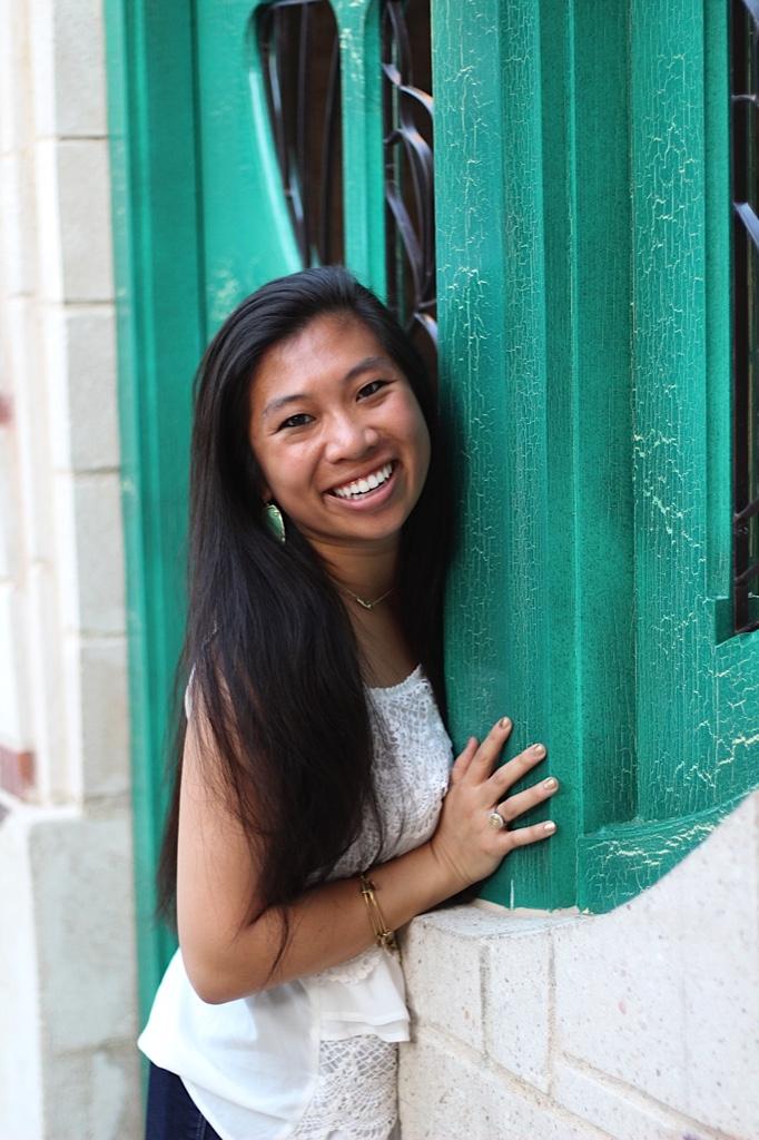Secretary - Allison Chen