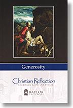 Generosity cover
