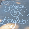 [Go Green Go Baylor]