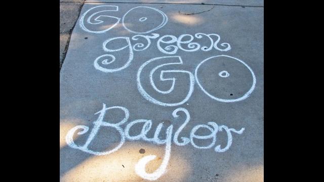 Go Green Go Baylor