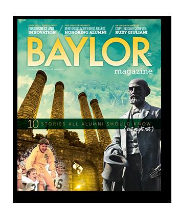 Baylor Magazine