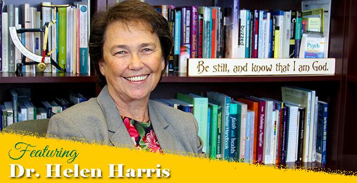 Faculty Spotlight Harris