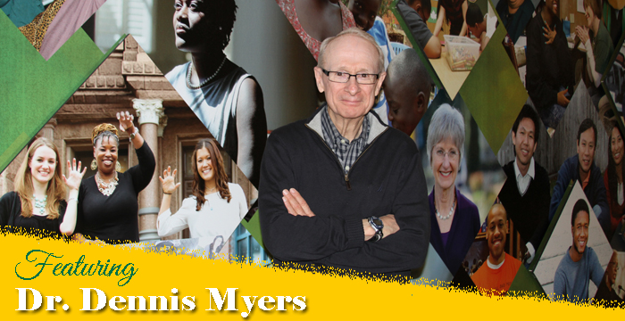 Faculty Spotlight Myers