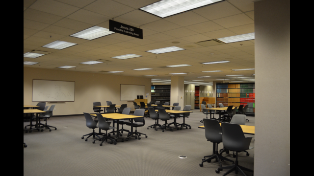 Dennis Campbell Innovative Learning Space