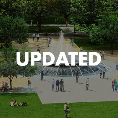 Rosenbalm Fountain Dedication (UPDATED)