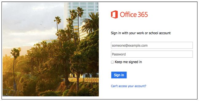 Outlook 365 Office3