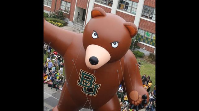 Parade Bear