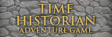 Time Historian: An Adventure Game