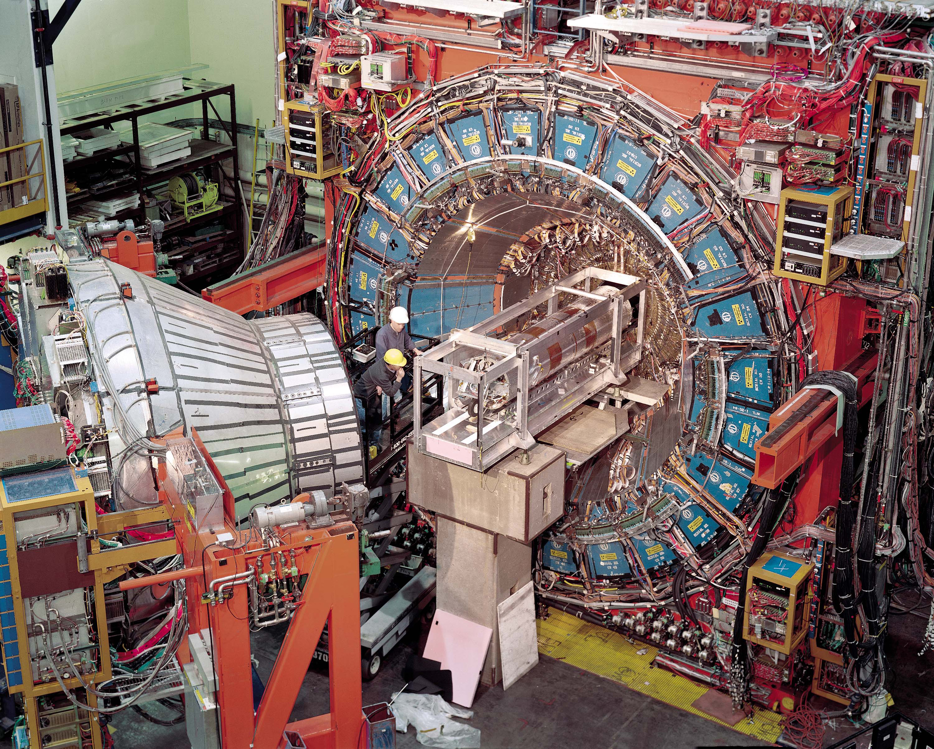 The Collider Detector at Fermilab